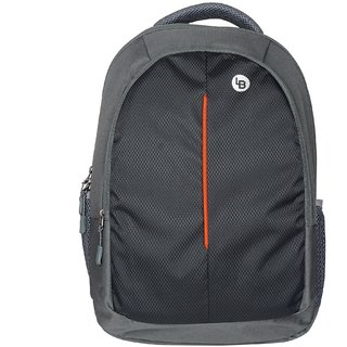 Lionbone School Bag Unisex Boys Girls Backpack Polyester Back bag with Trendy Design Book bags,