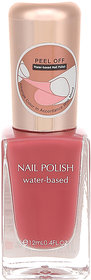 Water Based Nail Polish(Pink)