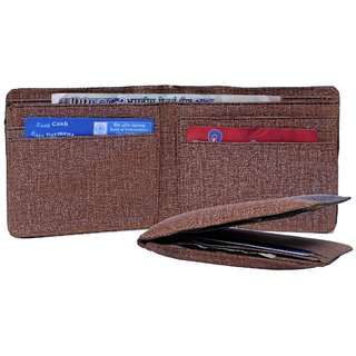 A. Homes Pu Wallet For Men (1 pcs) (Synthetic leather/Rexine)