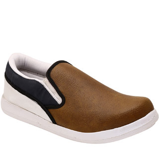 Firemark Casual Flat Slip On Shoes