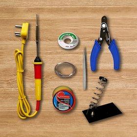6 in 1 Economy Soldering iron Kit