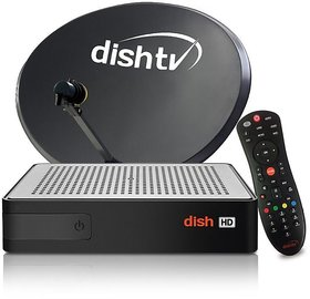 DishTV HD Connection With 1 Month Superr Family HD North India pack