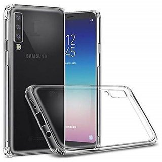 Samsung Galaxy A7 (2018) Transparent Back Cover Standard Quality