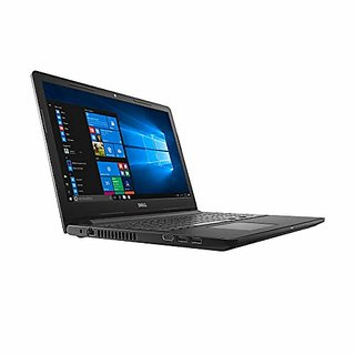 Dell Inspiron 15 3567 15.6 inch Laptop  7th Gen Core i5 7200U/4 GB /1TB HDD/Windows 10 home, Black Laptops