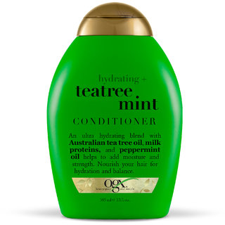OGX Tea Tree Mint Conditioner, 385ml