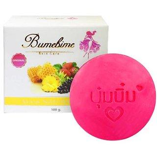 BUMEBIME NATURAL SKIN WHITENING SOAP  (100 g)