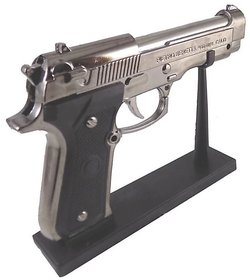 MANNAT MOUSER GUN LIGHTER 9MM