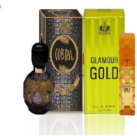 St. John Cobra Limited Edition (60ml) And Glamour Gold (30ml) (Pack of 2)