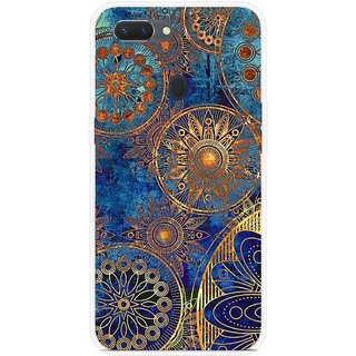 SmartNxt Designer Printed Case for Realme 2 Pro | Multi | Patterns & Ethnic | Abstract