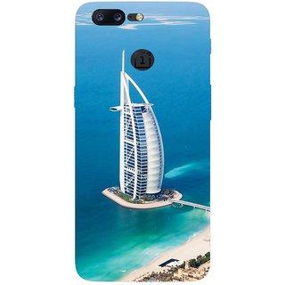 SmartNxt Designer Printed Case for OnePlus 5 | Multi | Patterns & Ethnic |  Dubai