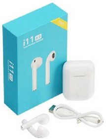 i 11 tws airpods Touch Control Wireless Bluetooth Headphone