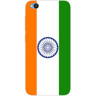 SmartNxt Designer Printed Case for Redmi Go | Multi | Signs & Symbols | Indian Flag