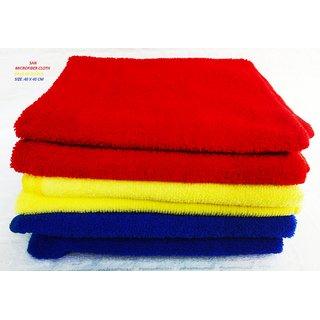 Microfiber Car Cleaning Polishing Towel Cloth
