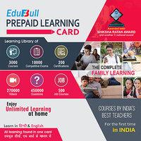 Prepaid Edubull Learning Pass For 6 Months