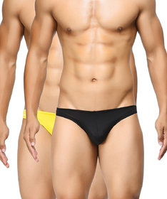 BASIICS - Semi-Seamless Feather Weight Brief (Pack of 2)