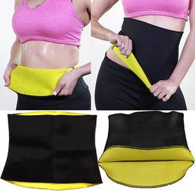 HOT SHAPER BELT NEOPRENE ,Waist slimming belt, Fat Burn Slimming belt