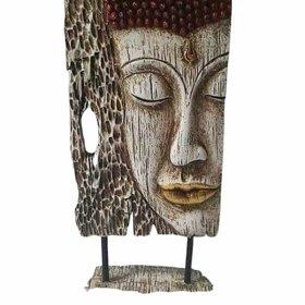 Metalcrafts showpiece Buddha, table top, polyresin, 30 cm
