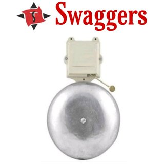 Swaggers 9 inch industrial gong bell