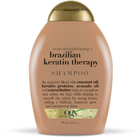 OGX Ever Straightening Brazilian Keratin Theraphy Shampoo 385 Ml