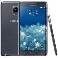 Samsung Galaxy Note Edge BLACK ' 32GB ROM ' 3GB RAM ' Refurbished