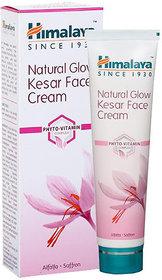 Himalaya Natural Glow Kesar Face Cream With Phyto-Vitamin 25g