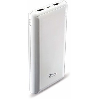 Renewed  Syska 20000 mAh Power Pro 200 Power Bank  White