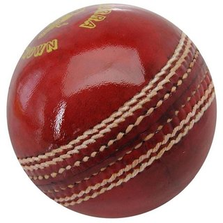 Cos theta  Cricket Leather Ball (Pack of 1) long cricket leather ball