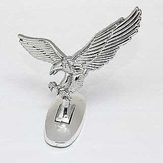 universal Car Eagle  Auto Hood Ornament Emblem