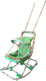 Oh Baby Baby Green Color Walker With 6 In 1 Function For Your Kids SE-W-10