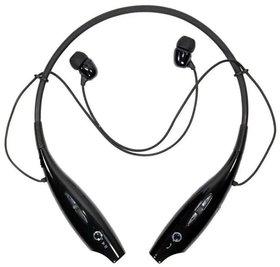 Orenices hbs 730 neck band wireless bluetooth head set in tha ear