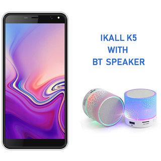 IKall K5 Smart Phone 4G VoLTE 2 GB 16 GB  with Bluetooth Speaker
