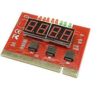 MotherBoard Testing/Debug Card or PC Analyzer 4 DIGIT Card