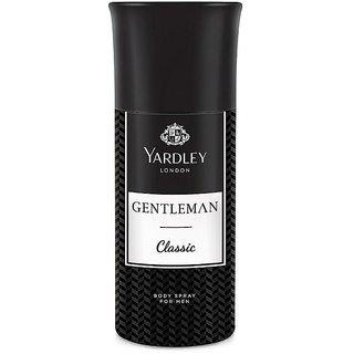 Yardley London Gentleman 3 Urban and 3 Royale Body Spray For Men 220ML Each Pack of 6