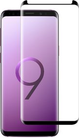 D  Y3D Tempered GlassEdge To Edge Tempered Glass for Samsung Galaxy S9 Plus