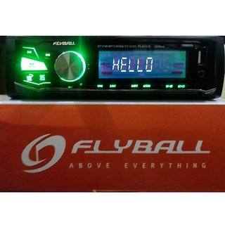 FLYBALL IMPORTED 4CH(Speakers) OUTPUT BLUETOOTH CAR USB FM PLAYER.