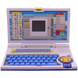 English Learner/Education Laptop for Kids 20 Activities