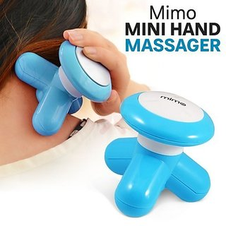 Wellbeing Within Mimo Mini Vibration Full Body Massager (Multicolor)