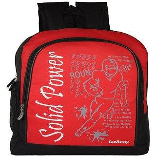 LEEROOY CANVAS20-25LTR LAPTOP BAG SCHOOL BAG COLLAGE BAG OFFICE BAG TREVAL BAG BACKPACK FOR GRIL'S