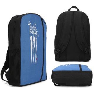 LEEROOY 20-25LTR LAPTOP BAG SCHOOL BAG COLLAGE BAG OFFICE BAG TREVAL BAG BACKPACK FOR MAN'S