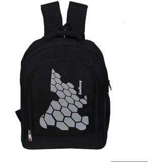 FABRIC LEEROOY 20-25LTR OFFICE BAG TREVAL BAG LAPTOP BAG SCHOOL BAG COLLAGE BAG BACKPACK FOR WOMEN'S