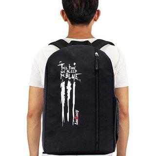LEEROOY 20-25LTR OFFICE BAG TREVAL BAG LAPTOP BAG SCHOOL BAG COLLAGE BAG BACKPACK FOR MAN'S