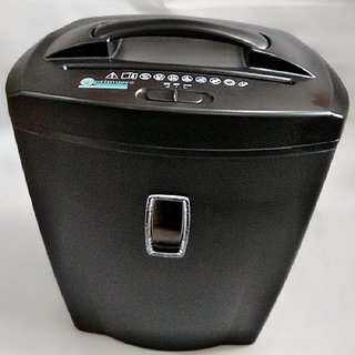 Swaggers 8 sheets high speed paper shredder