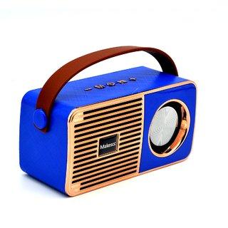 Shutterbugs K25 Radio Style Portable Bluetooth Speaker big bass
