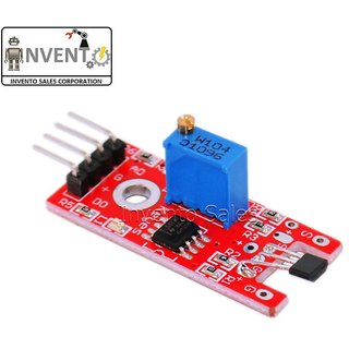 Invento KY-024 Hall Magnetic Standard Linear Module For Arduino AVR PIC