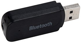 DIVERSE BIZ Wireless 3.5mm USB Car Bluetooth Music Audio Receiver