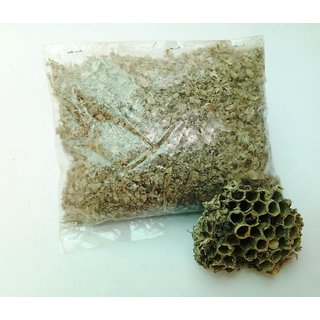 yellow bee hive powder / yellow bee nest powder / yellow bee propolis powder for 250ml oil