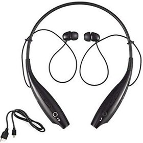 Orenics HBS 730 Neckband  In the Ear Bluetooth Headset (Assorted Color)