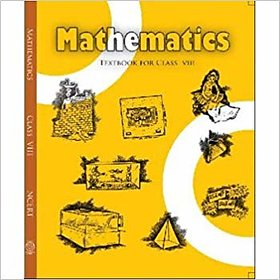 NCERT Mathematics textbook for class  8th (Paper back)
