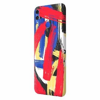 CoDecor Premium Designer Compact Hard Matte [Plastic] [Slim Fit] [Waterproof] Back Case Cover For Honor 8X [PRT1257HON8X]