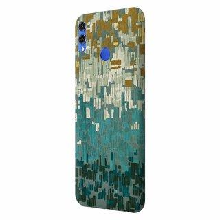 CoDecor Premium Designer Compact Hard Matte [Plastic] [Slim Fit] [Waterproof] Back Case Cover For Honor 8X [PRT1265HON8X]